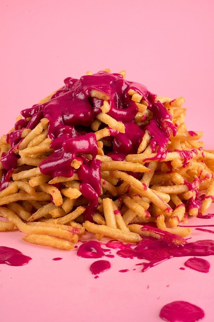 Beetroot Ketchup: The Next Big Fry Fad