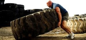 Build Bulk - Flipping Tires