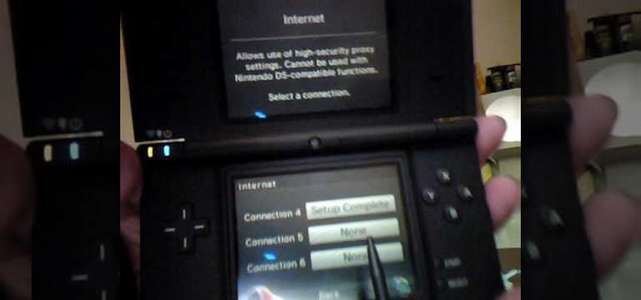 how to watch youtube videos on a nintendo dsi
