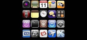 Get a six-icon dock on an iPod Touch