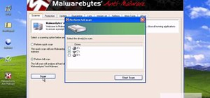 Remove a rogue anti-virus software from your PC