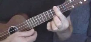 Play the ukulele