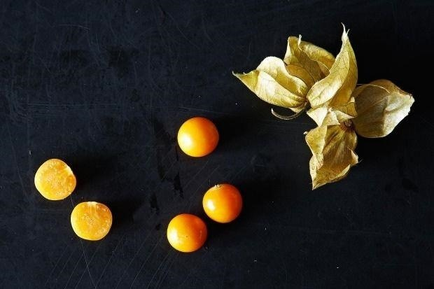 Gooseberries Come with a Cape... To Rescue You from Boring Recipes