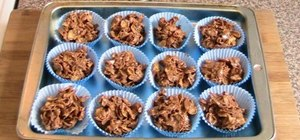 Make chocolate Mars Car crispies