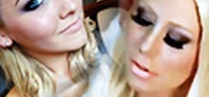 Get an Aubrey O'Day/Danity Kane inspired makeup look