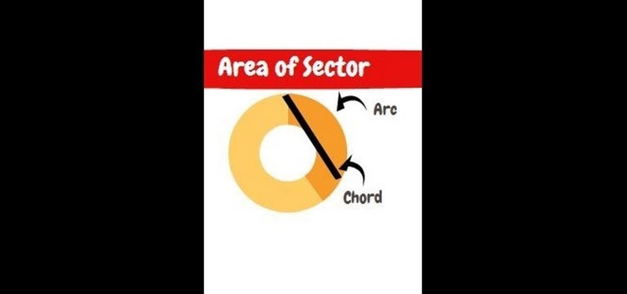 Find the Sector Area