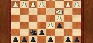Perform the Benoni defense in a chess opening