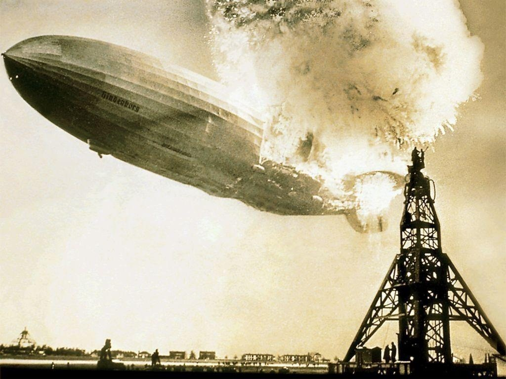 Why Nikola Tesla's Wireless Power Was Fated to Fail Due to Exploding Airships