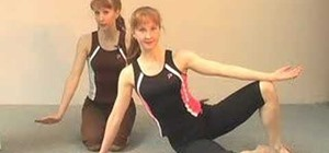 Do the Side Bend pilates exercise
