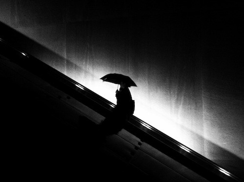Get Inspired! 20 Silhouette Photos Taken with Cell Phones