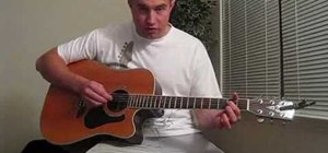 """Play """"Hanging By a Moment"""" by Lifehouse on guitar"""