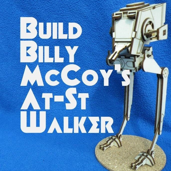 Build Billy McCoy's AT-ST Walker