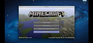 Install a texture pack in Minecraft 1.8 using a Mac