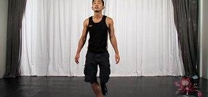 Dance a beginner Cha Cha step sequence