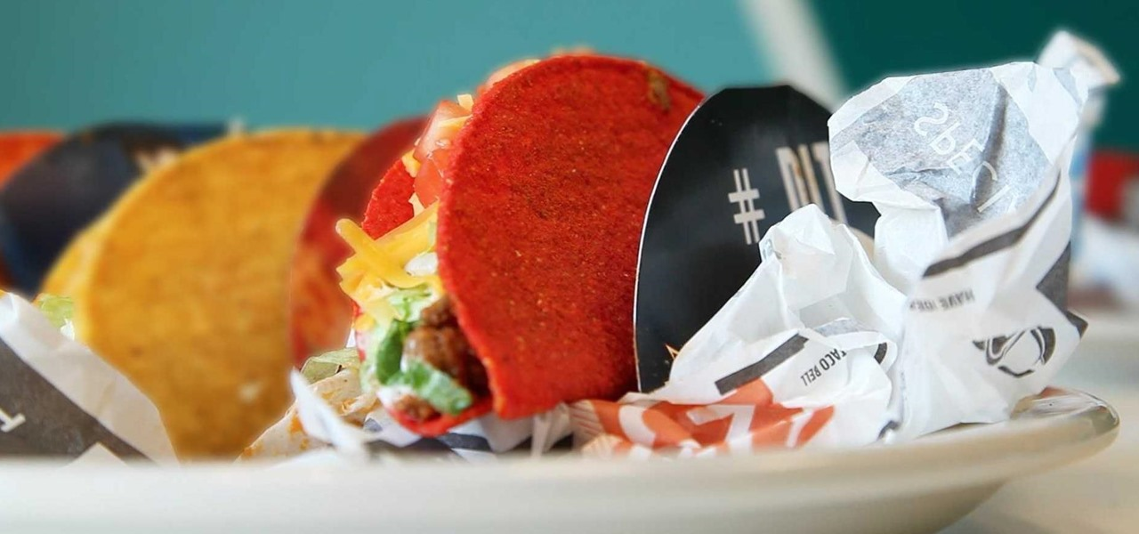 Clone Taco Bell's Doritos Locos Tacos at Home