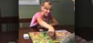 Win a game of Candyland