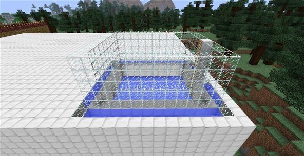 minecraft mobs traps