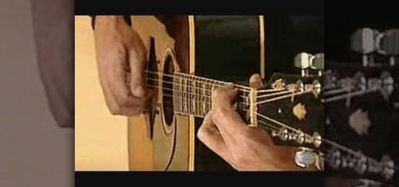 How To Play Classic Beatles Yesterday On Acoustic Guitar