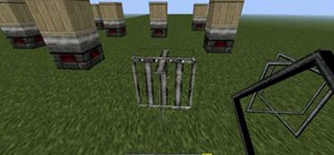 Wireless Trip Wire Using Wireless Redstone + Wireless Redstone Tutorial