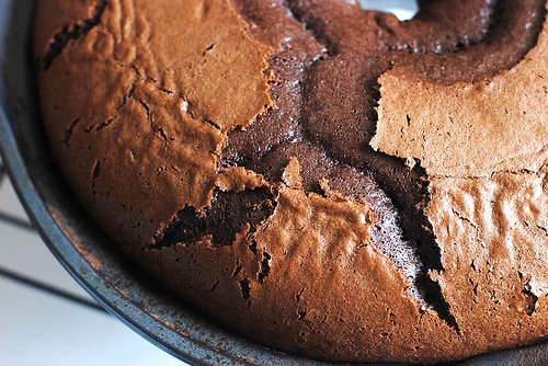 Vintage RECIPE: Chocolate Ice Cream Cake