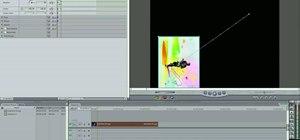 Keyframe when editing video in Apple's Final Cut Pro