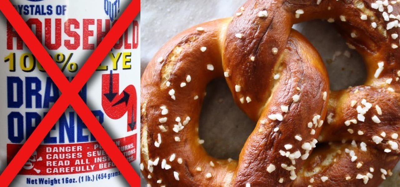 Make Authentic-Tasting Soft Pretzels at Home Without Any Drain Cleaner