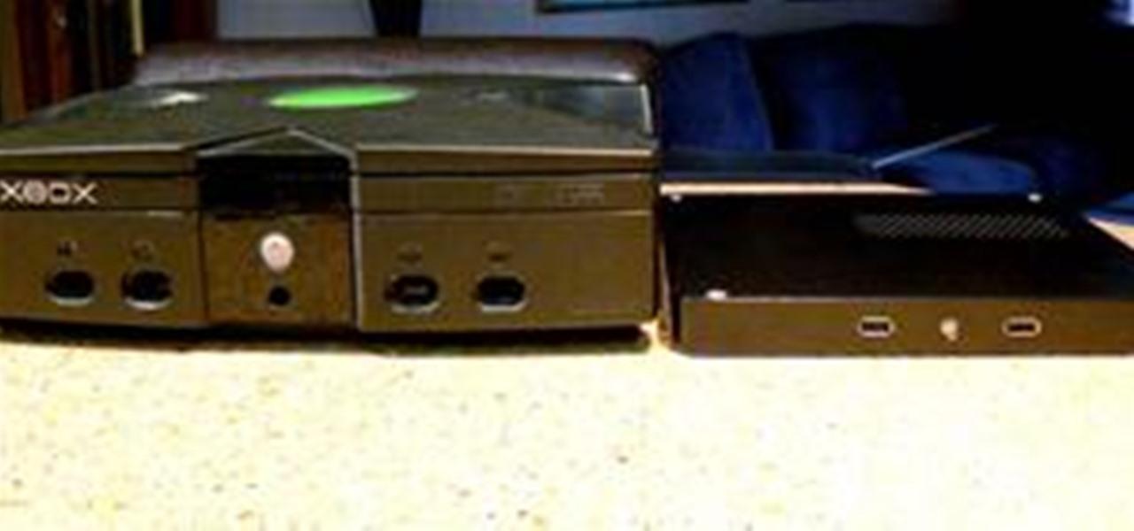 Super Slim and Sexy Xbox Mod « Xbox 360 :: WonderHowTo