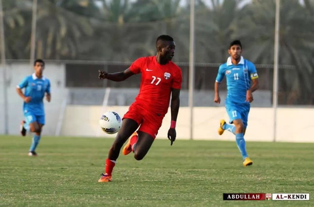 David Is Been Called Back to the Nigerian Under 23 Team Ahead of the Friendly Against South Africa.