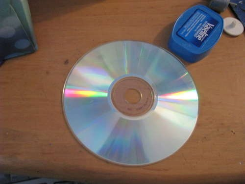HowTo: Rescue Near-Death CDs With a LIttle Vaseline