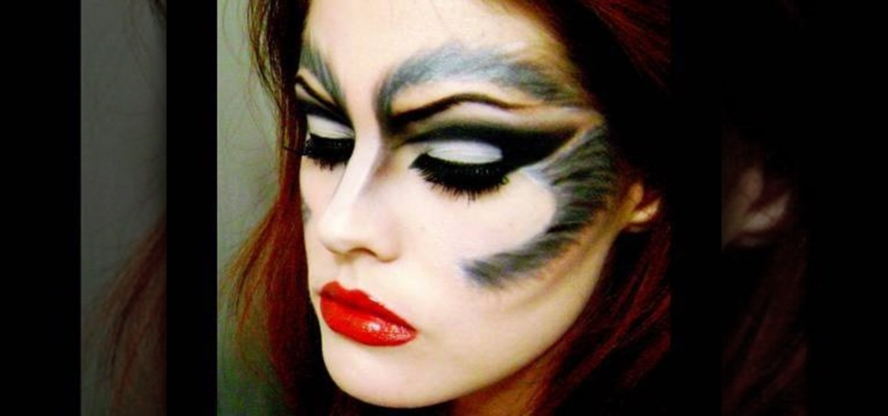 How to Create a sultry she-wolf makeup look for Halloween « Makeup ...