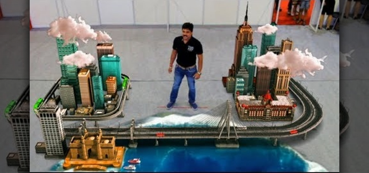 Mumbai in Augmented Reality