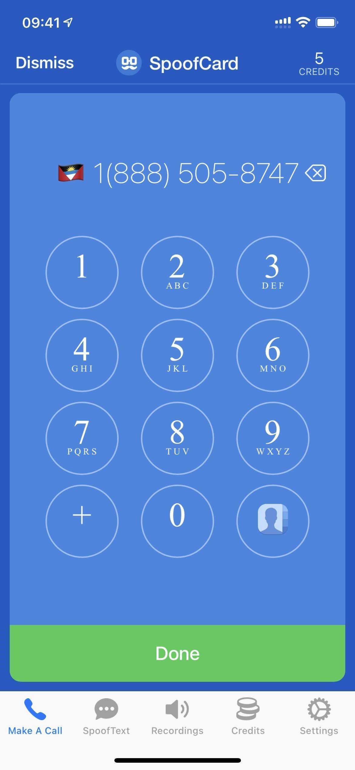 Make Spoofed Calls Using Any Phone Number You Want Right from Your Smartphone