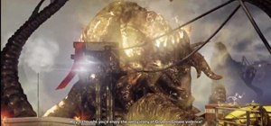 Beat the Lambent Leviathan boss fight in Gears of War 3