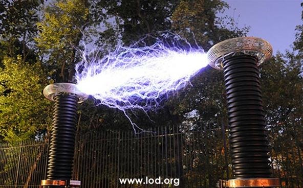 Lightning on Demand: Building the World's Largest Tesla Coils