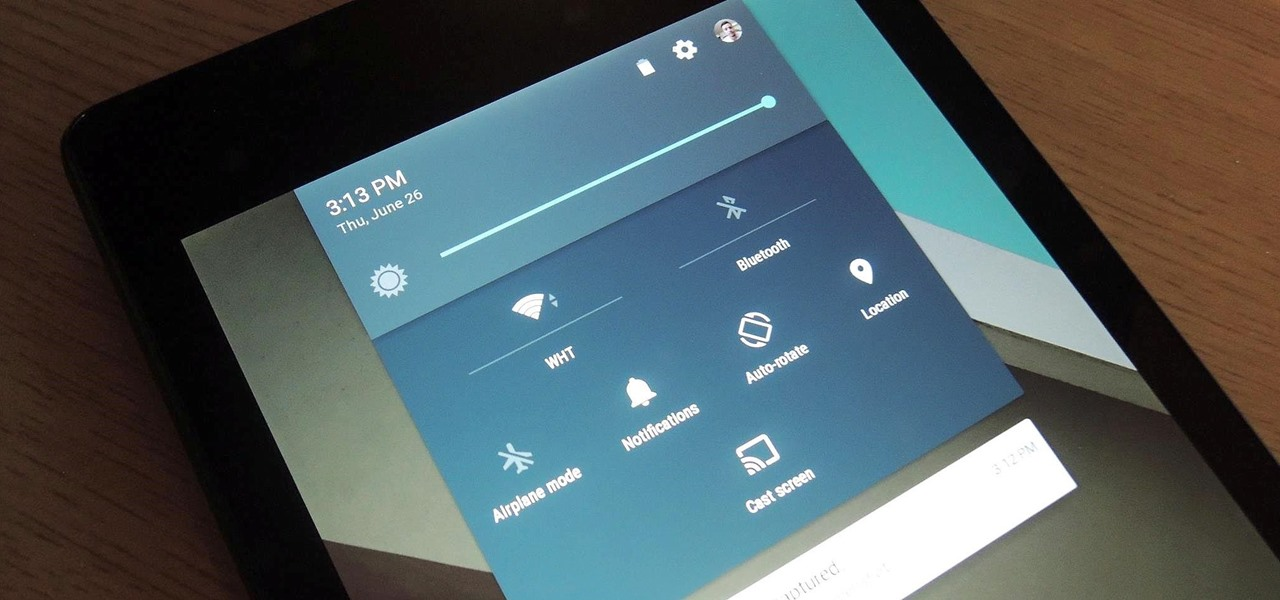 How to Install Android L on Your Nexus (Fastboot Method) « Nexus 7