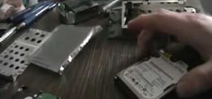 Upgrade the hard drive on your XBox 360