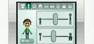 Create Mario Bros Miis