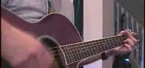 """Play """"Save it for Later"""" on guitar in standard tuning"""
