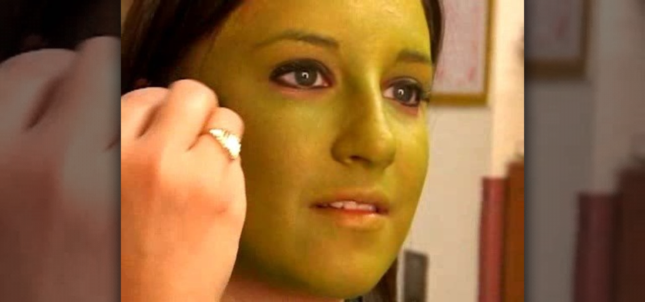 How to Apply Frankenstein makeup for Halloween « Halloween Ideas ...