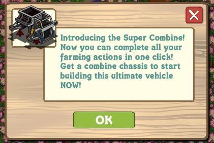 FarmVille Super Combine