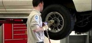 Understand factory auto maintenance schedules
