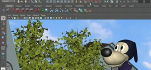 Use the Autodesk Maya 2011 user interface