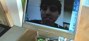 Hack together the DIY video chat robot