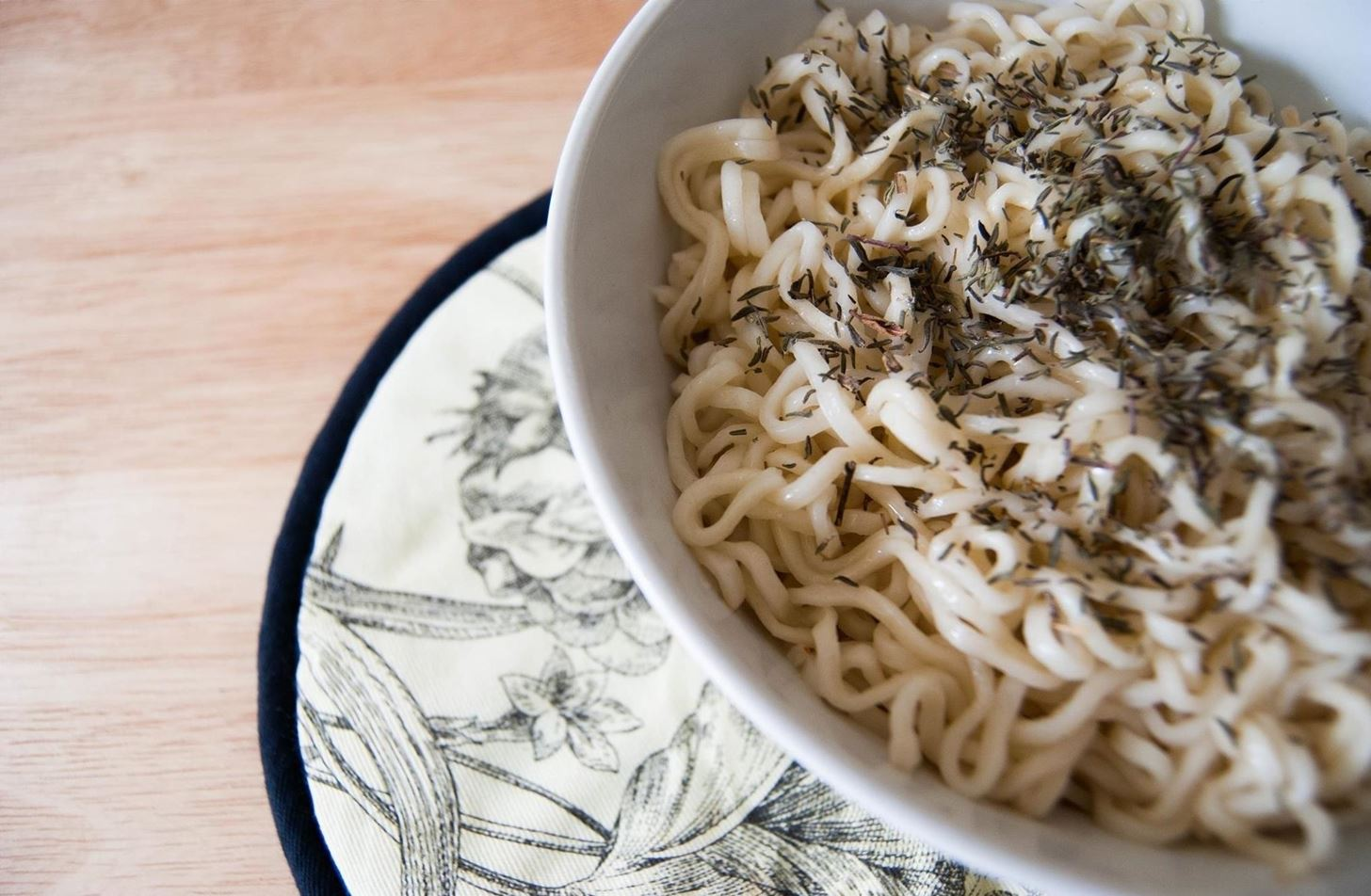 The Secret to Quick & Easy Italian Dinners Is Instant Ramen