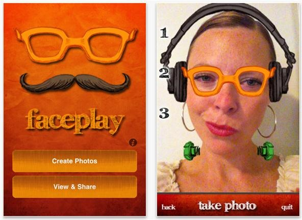 10 iPhone and Android Apps for Taking Self-Portraits