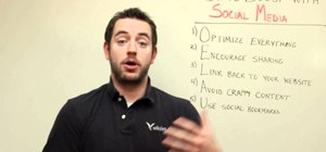 Boost online traffic with SEO and social media