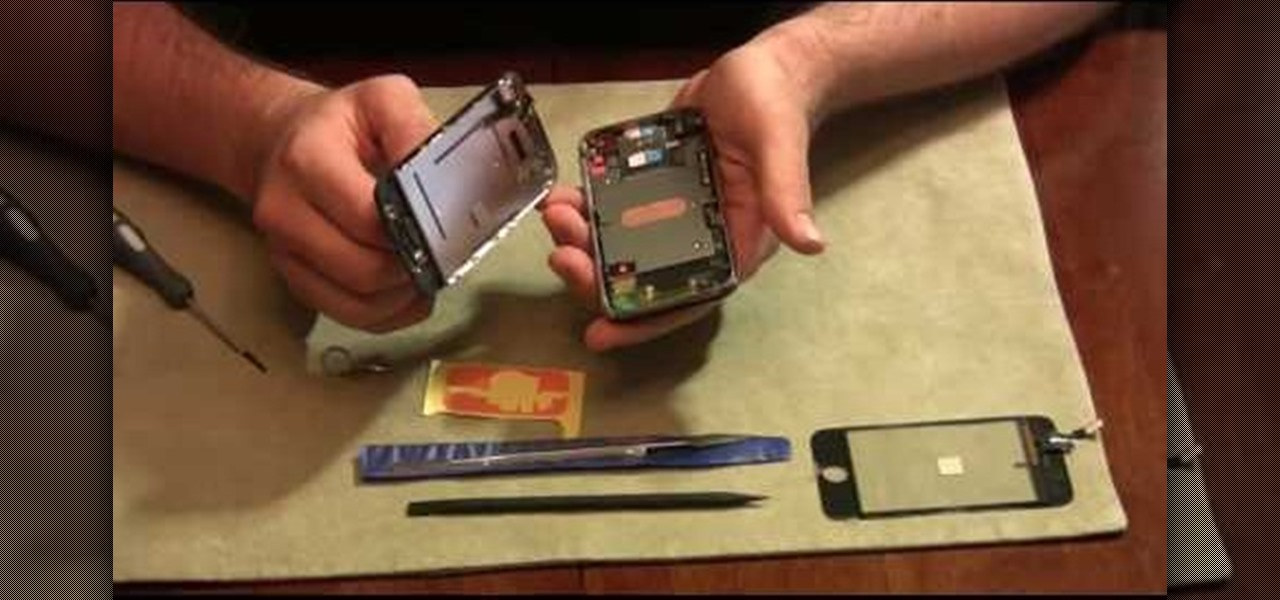 How To Fix Broken Front Glass On An Iphone Smartphones