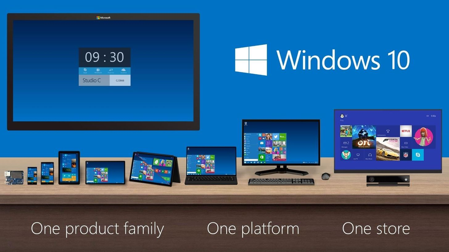"Windows 10 Will Be a Free Upgrade with ""Windows Holographic"" on the Horizon"