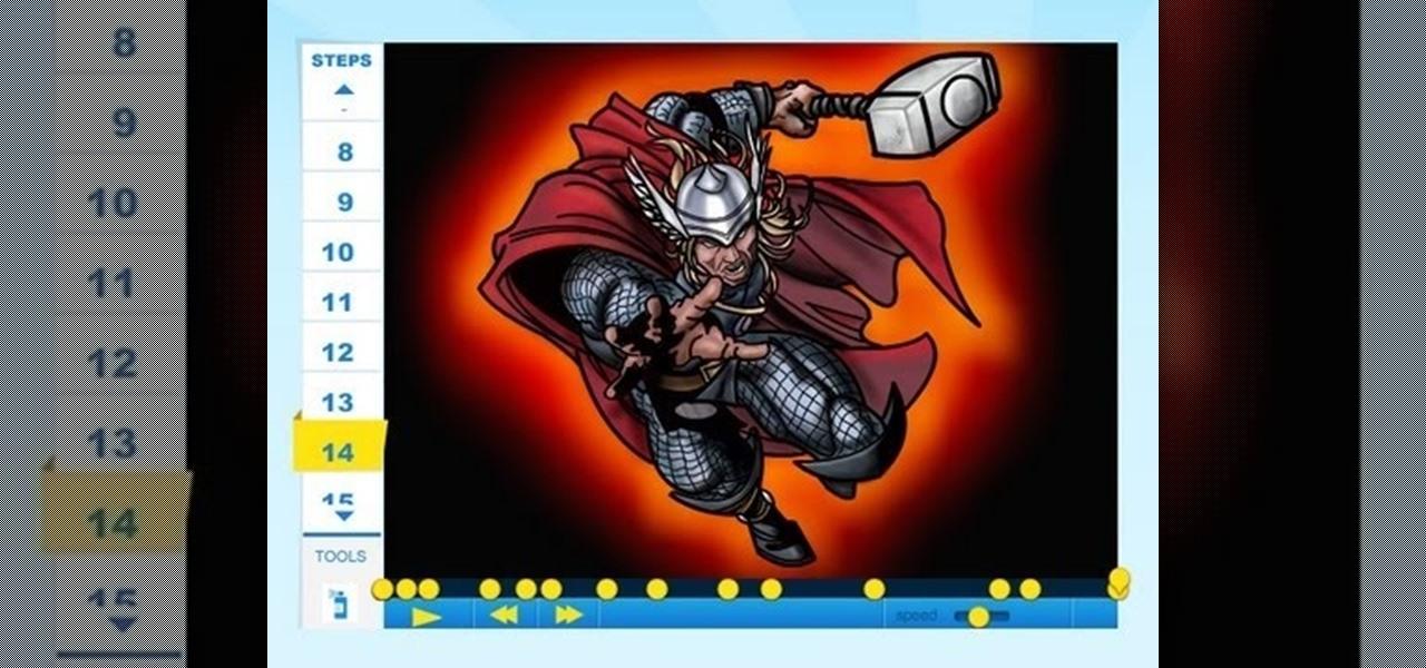 Draw Thor