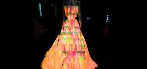24,000 LED Light-Up-My-Dress